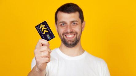 Conheça o novo cartão do MaxiFrota Gestão de Abastecimento
