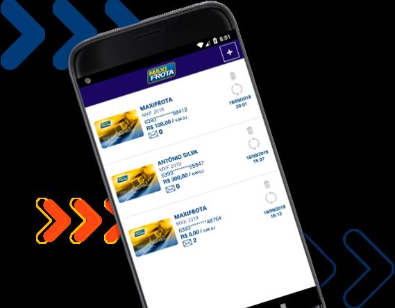 App MaxiFrota Mobile: uma mão na roda para o seu dia a dia.